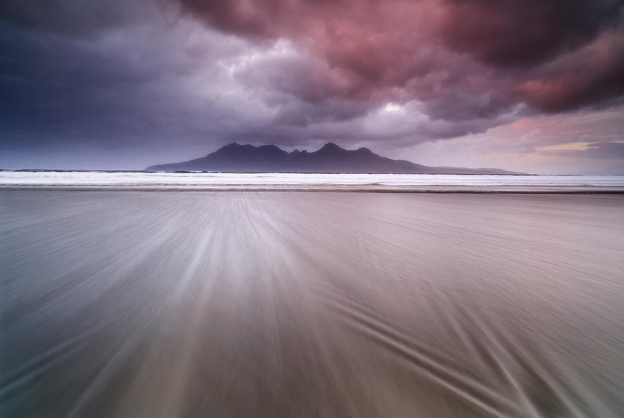 Eigg Photograph - A Dream Called Ra?m by Luigi Ruoppolo