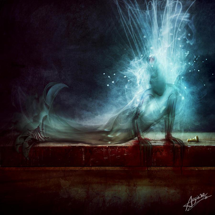 A Dying Wish Digital Art