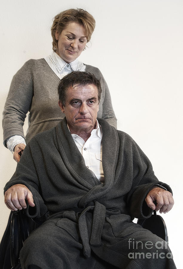 Misery Photograph - A Feel-bad Musical by Michel Verhoef