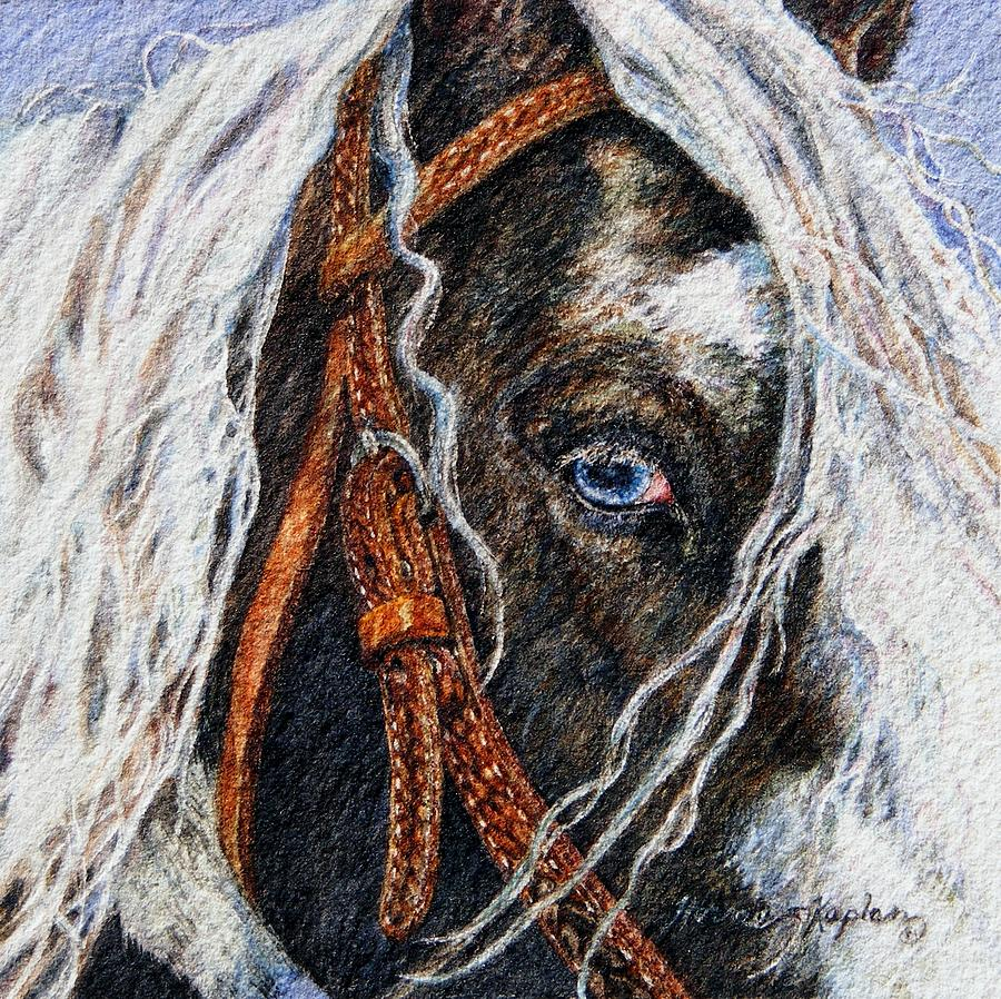 A Gypsy's Blue Eye by Denise Horne-Kaplan