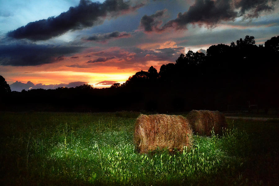 Country Photograph - A Little Country by Adam LeCroy