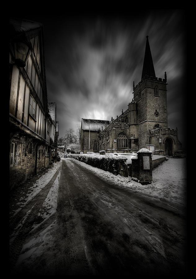 Church Photograph - A Long Long Time Ago  by John Chivers