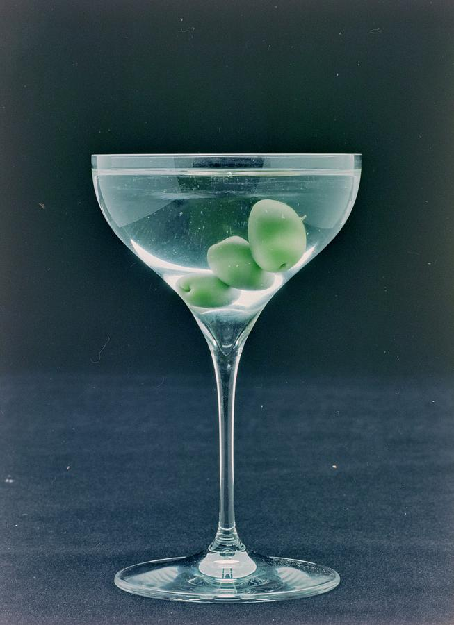 A Martini Photograph by Romulo Yanes