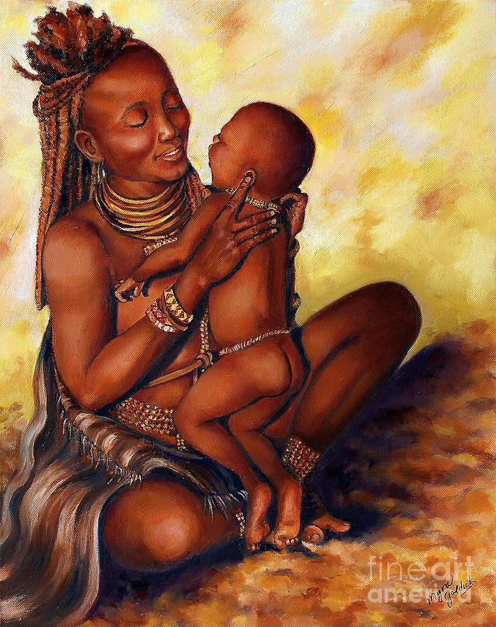 A Mother by Myra Goldick