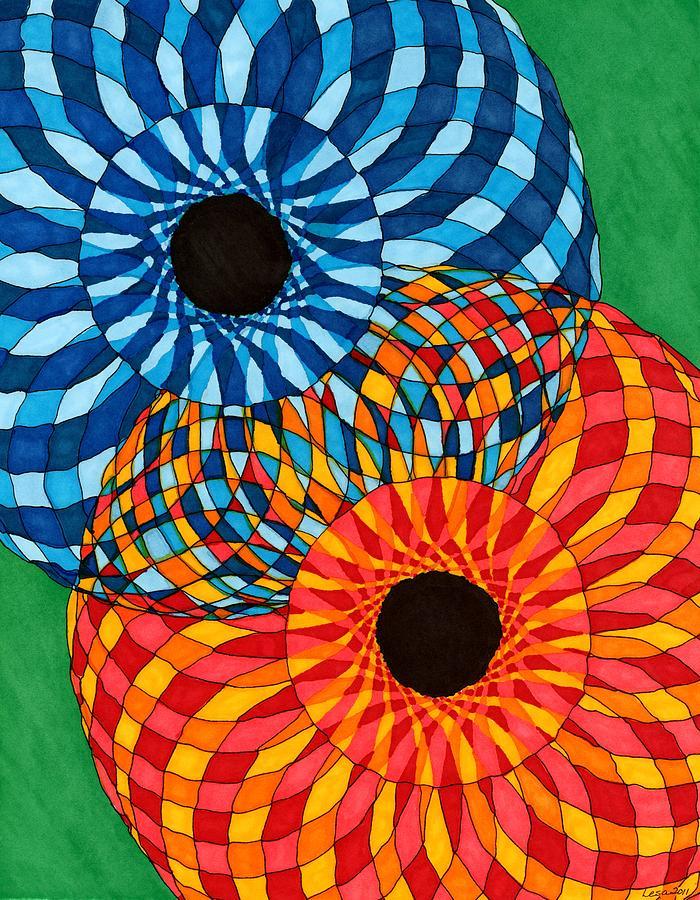 A Mother's Quilt by Lesa Weller