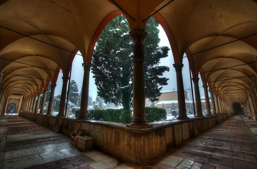 Arcade Photograph - A New Angle by Tommaso Di Donato