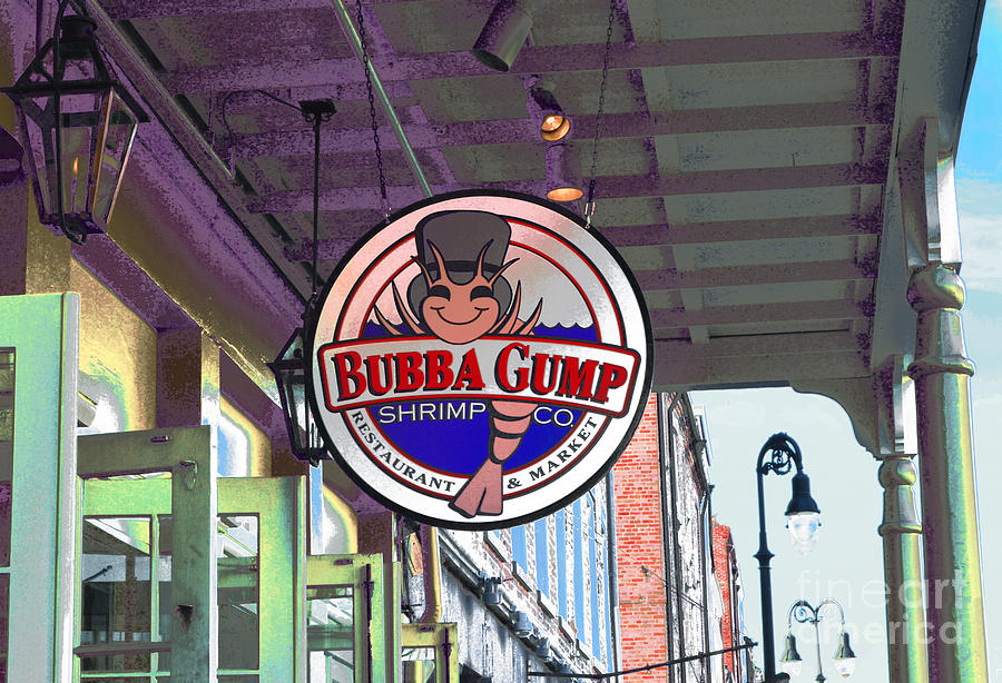 New Orleans Digital Art - A New Orleans Favorite by Alys Caviness-Gober