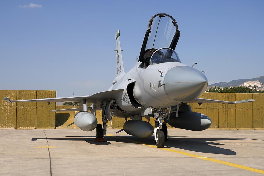 A Pakistan Air Force Jf-17 Thunder Photograph