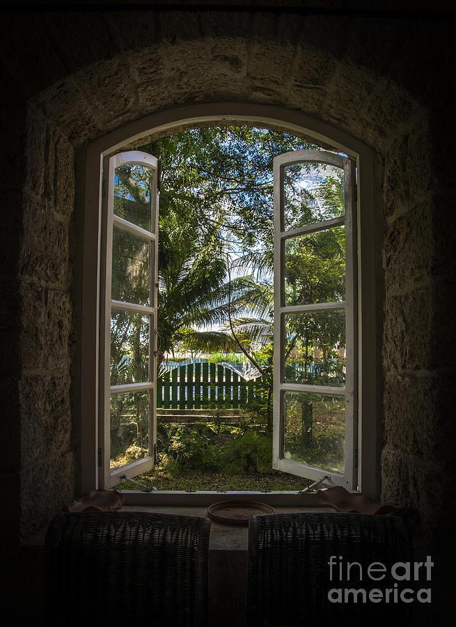 Ken Johnson Photograph - A Paradise Awaits by Ken Johnson