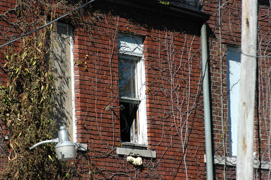Decay Photograph - A Past by Joseph Yarbrough