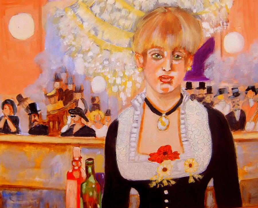 15 Intoxicating Facts About Manets A Bar at the Folies