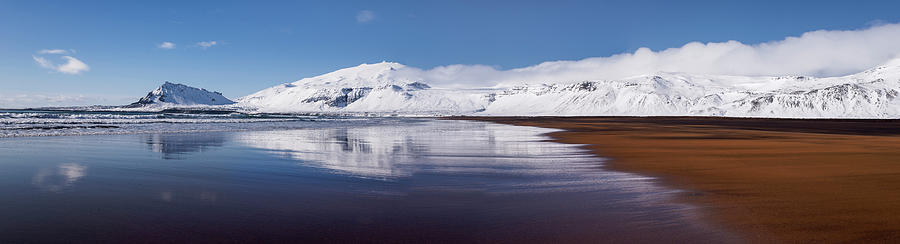Panorama Photograph - A Perfect Day by Karsten Wrobel