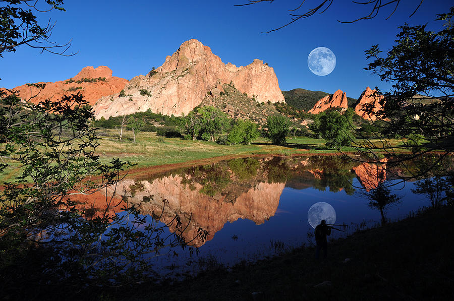 Great Landscape Photograph   A Photographers Dream At The Garden Of The Gods By  John Hoffman