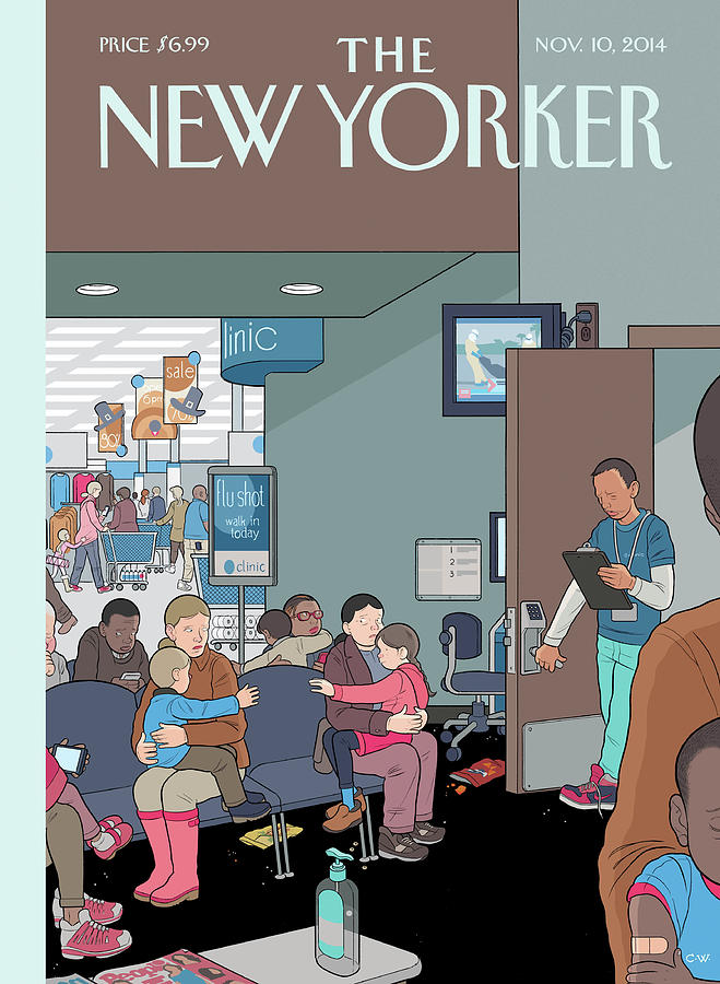 Protocol Painting by Chris Ware