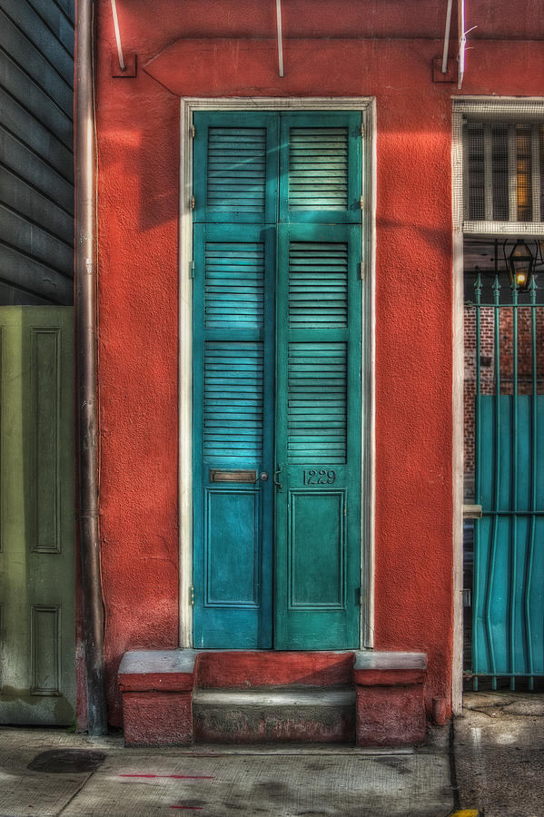 Door Photograph - A Place To Call Home by Brenda Bryant