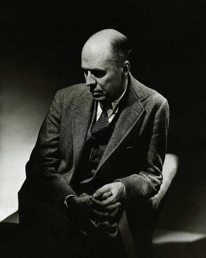 A Portrait Of Edward Hopper Photograph by Lusha Nelson