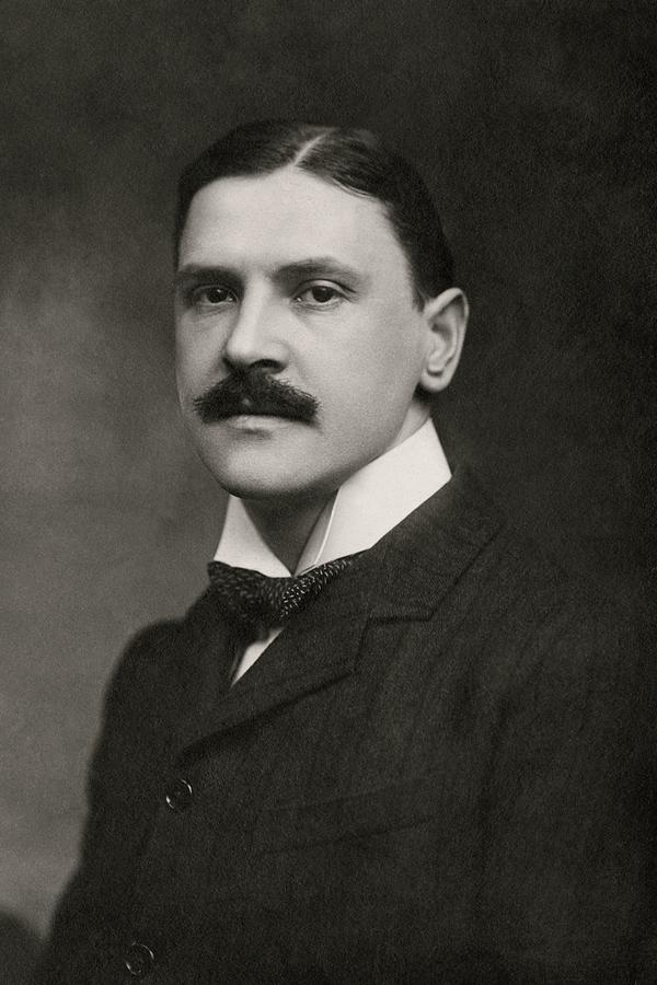 A Portrait Of Somerset Maugham Photograph by Elliott & Fry