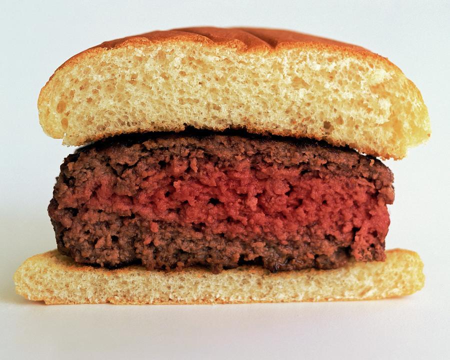 A Rare Hamburger Photograph by Romulo Yanes