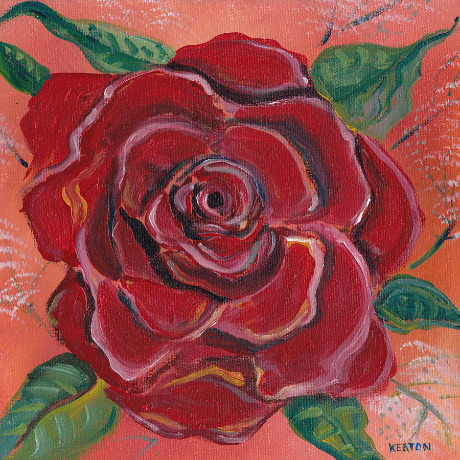 A Rose Is A Rose Painting