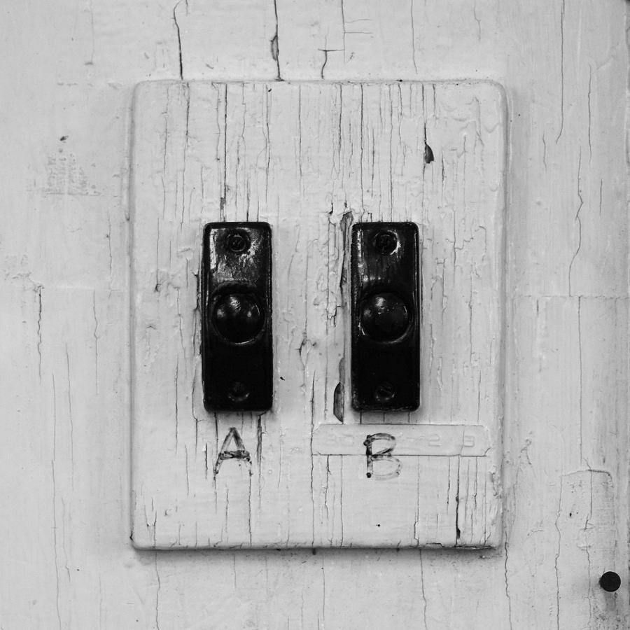 A Photograph - A Simple Choice by John Ayo