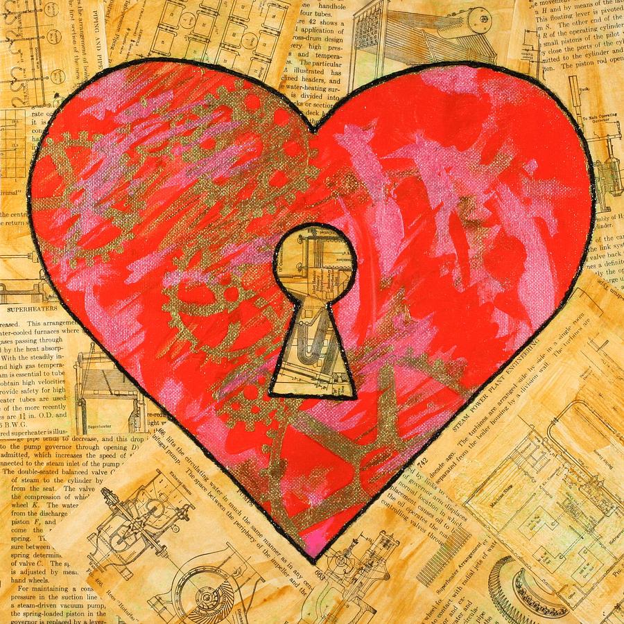 Heart Painting - A Steamy Romance by Julianne Hunter