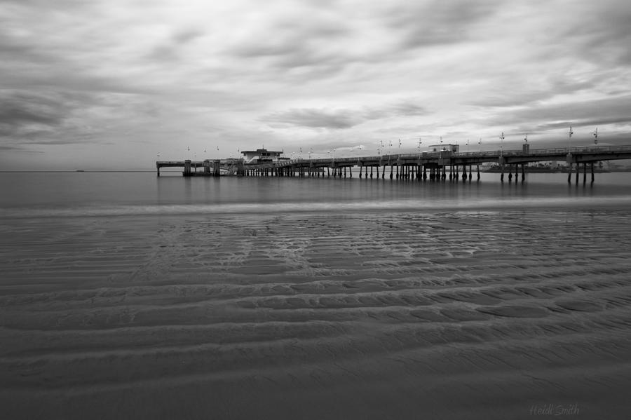 Beach Photograph - A Storm Looms by Heidi Smith