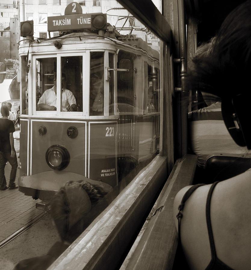 Streetcar Photograph - A Streetcar Named Desire by RicardMN Photography