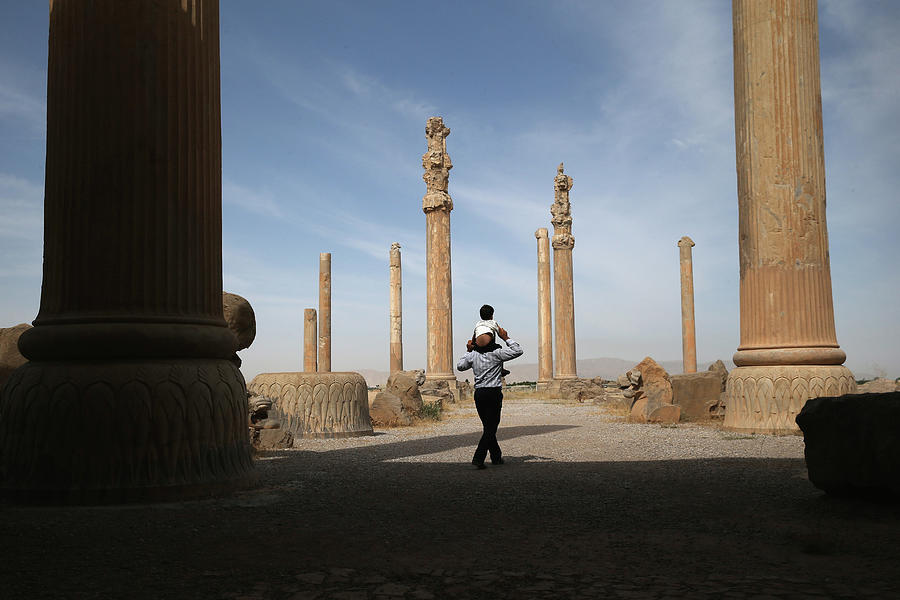 A Trip Through The Heart Of Central Iran Photograph by John Moore
