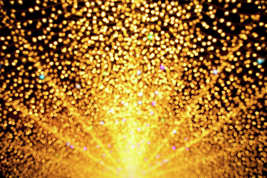 A Tunnel Of Illumination Photograph by Sam Ryan Photography