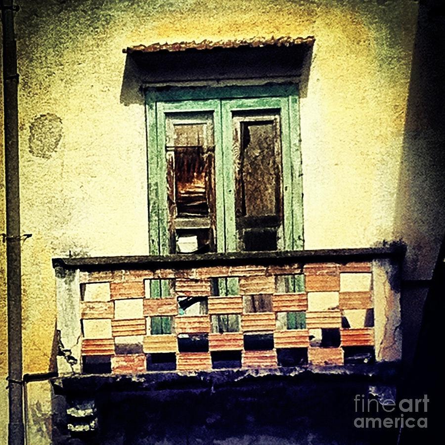 Doors Photograph - A Worn Beauty by H Hoffman
