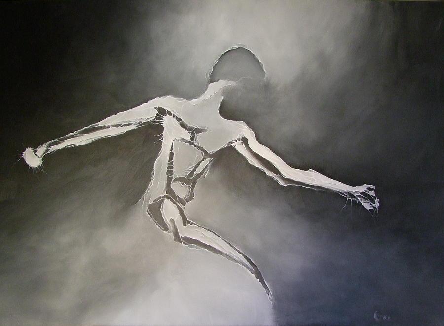 Surreal Painting - A_11 by Marek Kasprzak