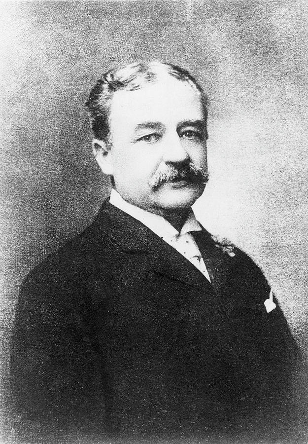 19th Century Photograph - Aaron Montgomery Ward (1843-1913) by Granger