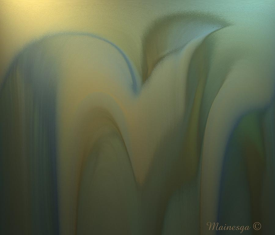 Abstract Digital Art - Ab-www-3 by Ines Garay-Colomba