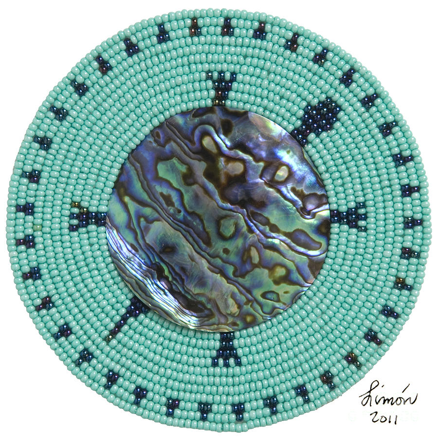 Abalone Shell by Douglas K Limon