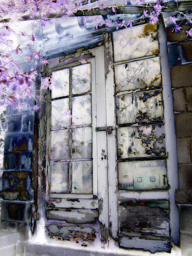 Old Photograph - Abandon by James Z Jilbert