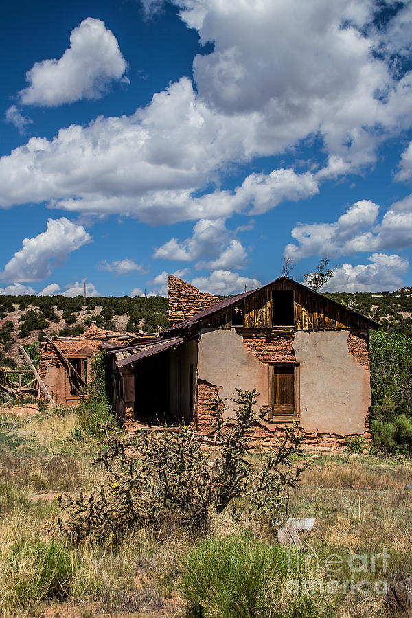 Abandoned Buildings Photograph - Abandoned 2 by Jim McCain