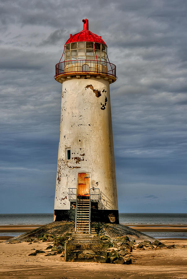Beach Photograph - Abandoned by Adrian Evans
