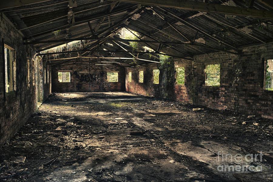 Abandoned Photograph - Abandoned by Amanda Elwell