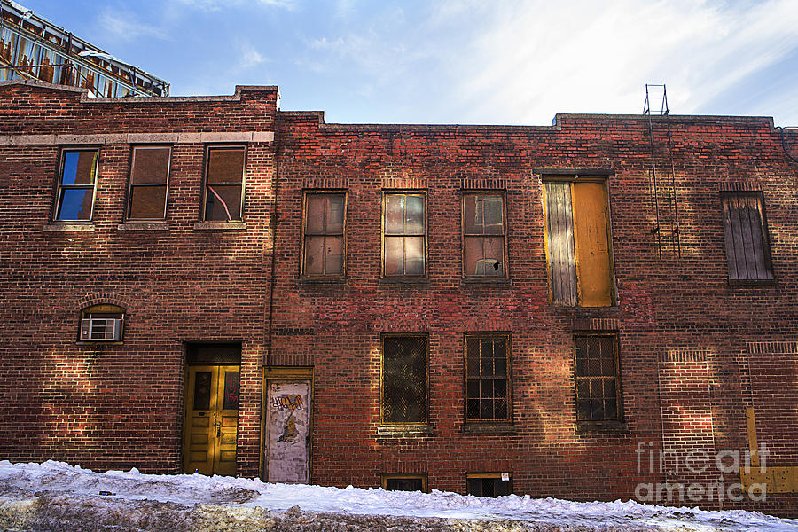 Buildings Photograph - Abandoned by Diane Diederich