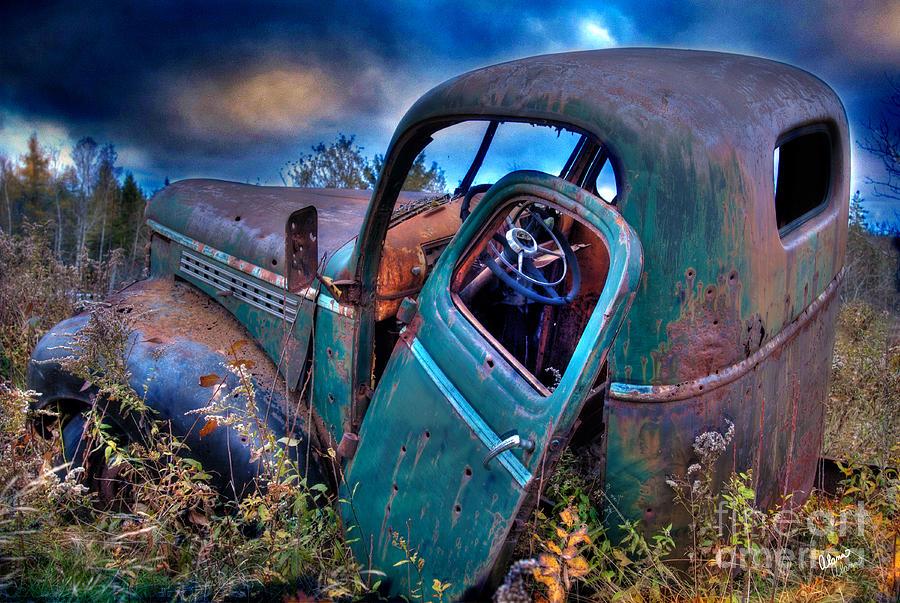 Abandoned Photograph - Abandoned II by Alana Ranney