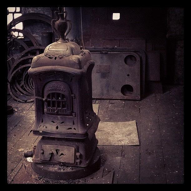 Abandoned Photograph - #abandoned by Jan Pan