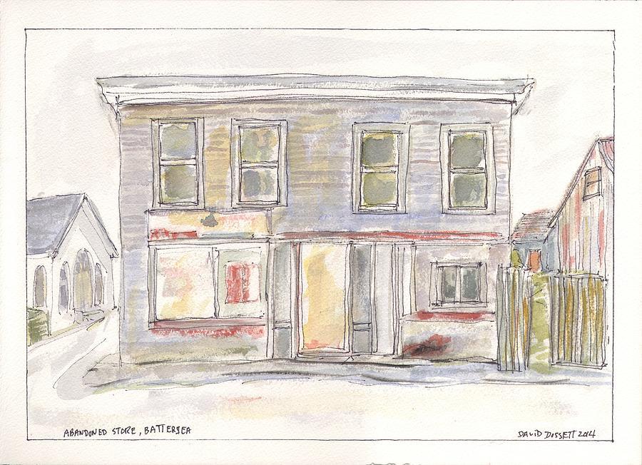 Abandoned Store Battersea by David Dossett