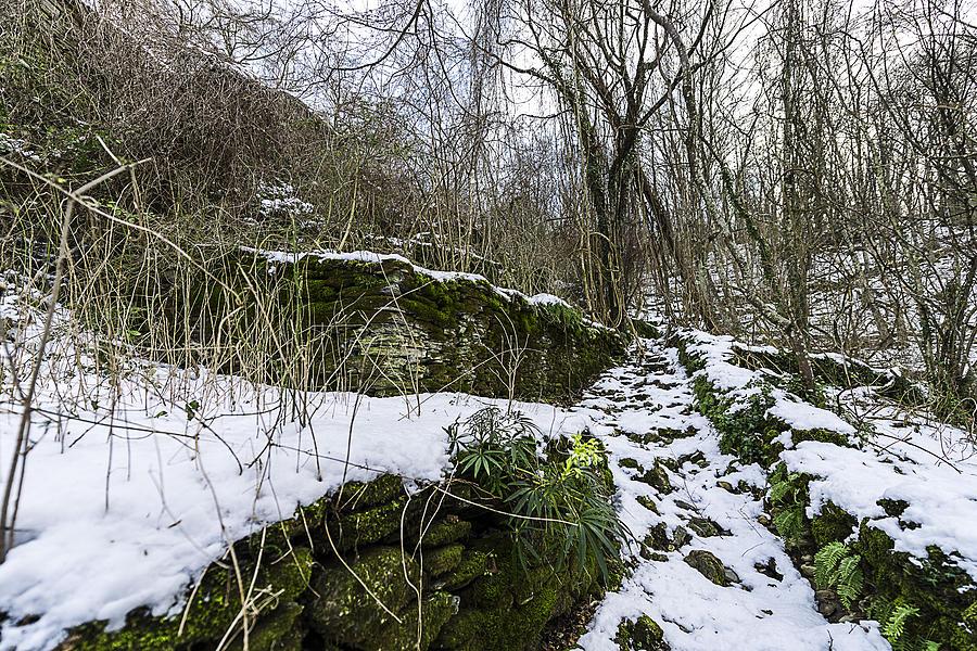 Genova Photograph - Abandoned Villages On Winter Time - Inverno Nei Paesi Abbandonati 01 by Enrico Pelos