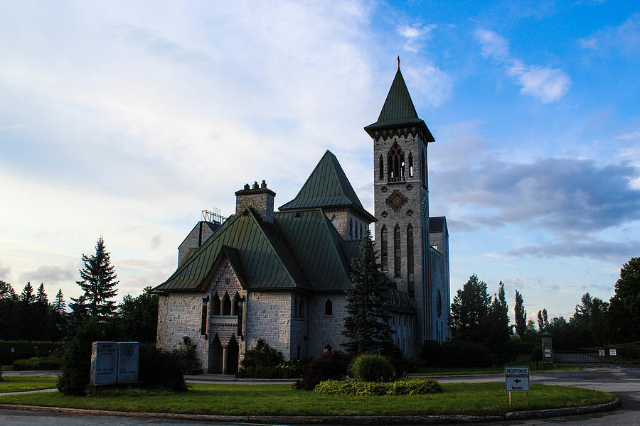 Chapelle Photograph - Abbey by Julien Boutin