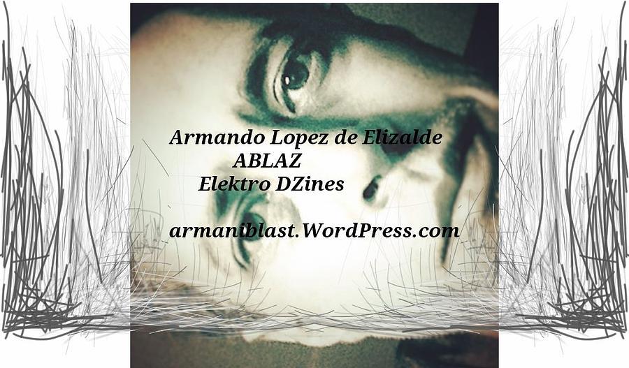 Portrait Photograph - Ablaz Elektro Dz by Armando Lopez de Elizalde