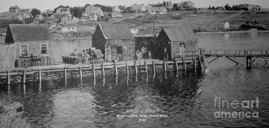 Abners Wharf Photograph