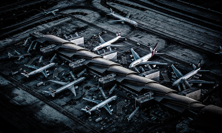 Lax Photograph - Above Lax by Andreas Agazzi