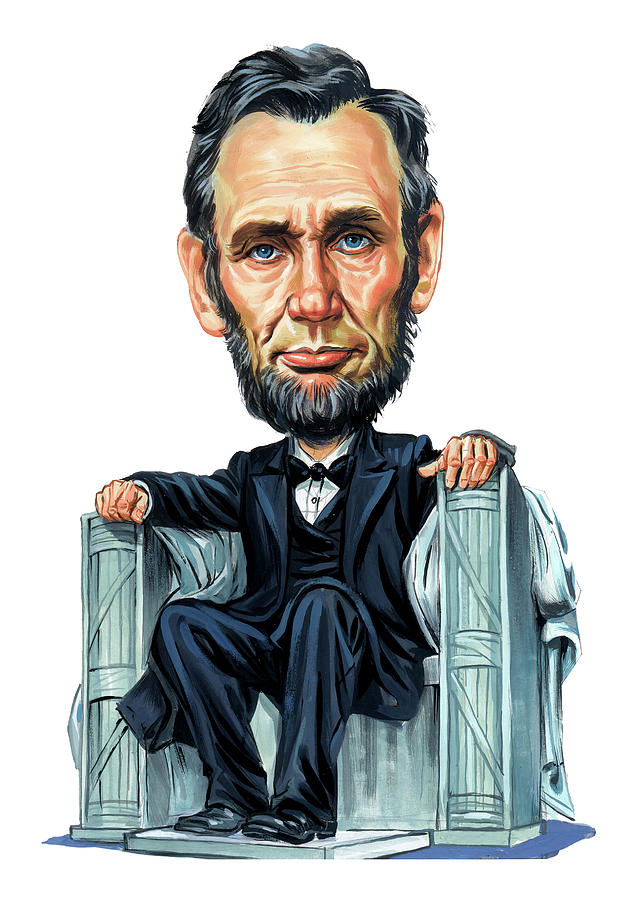 Abraham Lincoln Painting - Abraham Lincoln by Art