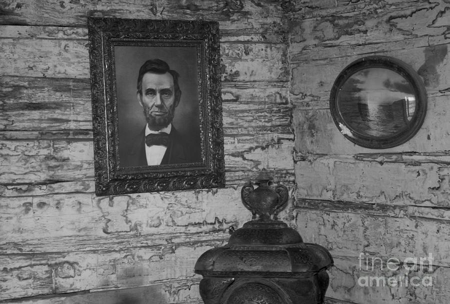 Abraham Lincoln Photograph
