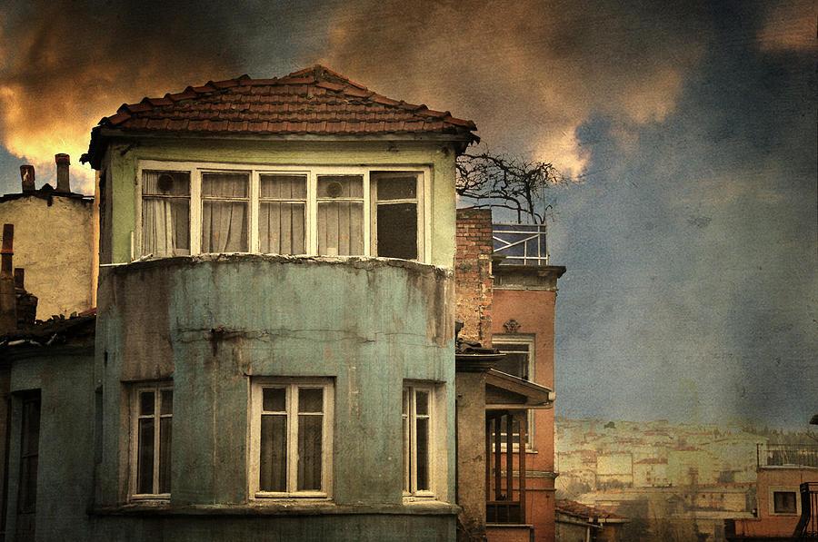 Old Photograph - Absence 16 44 by Taylan Apukovska